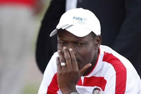 Okumbi sacked as Harambee Stars head coach as FKF eyes Belgian tactician