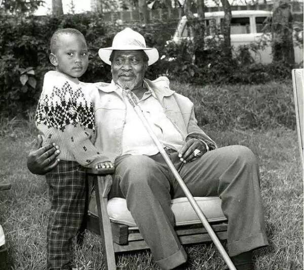 The day Uhuru's father begged not to be deported upon landing in Kenya