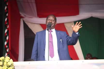 Raila asks leaders engaging in 2022 elections to stop premature campaigns