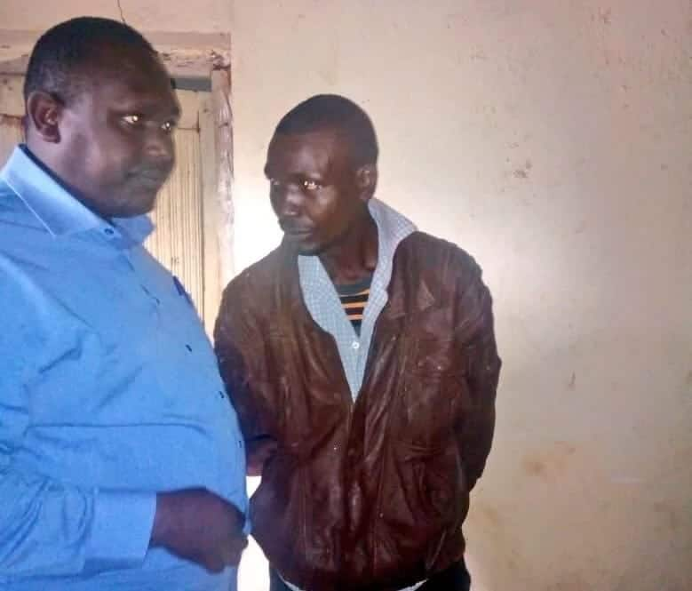 Makueni man captured on video beating wife arrested by police