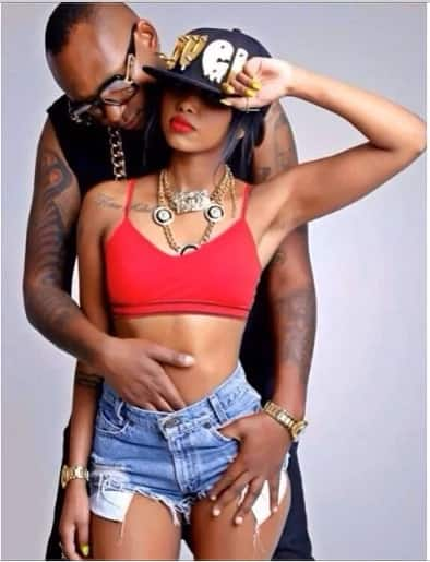 Socialite Huddah Monroe relieved to get her periods after having unprotected lungula