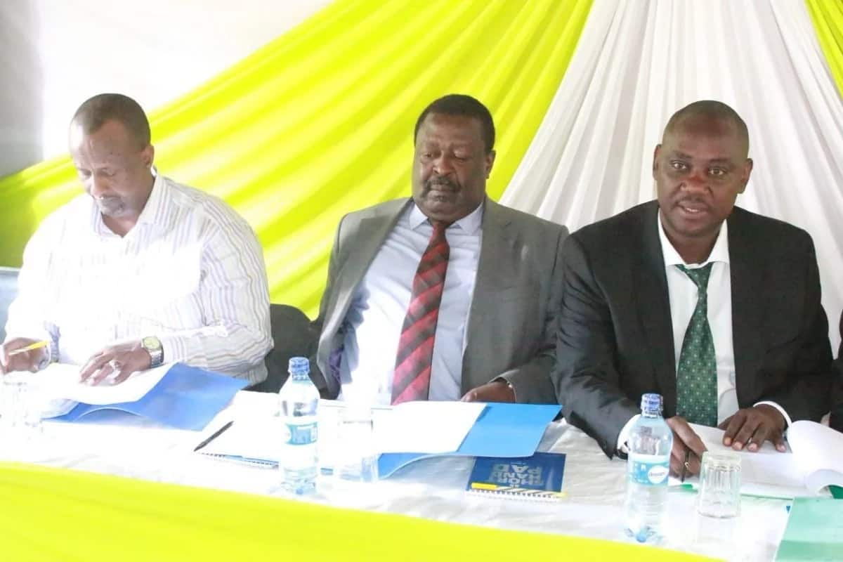 I am willing to remain alone in opposition if ODM joins Jubilee - Musalia Mudavadi