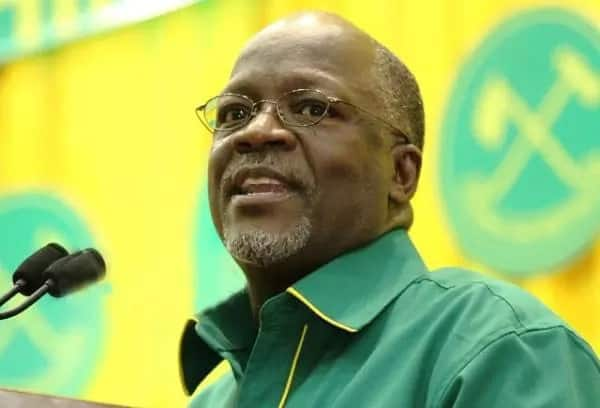 It's better to take poison than public money - Tanzanian President John Magufuli