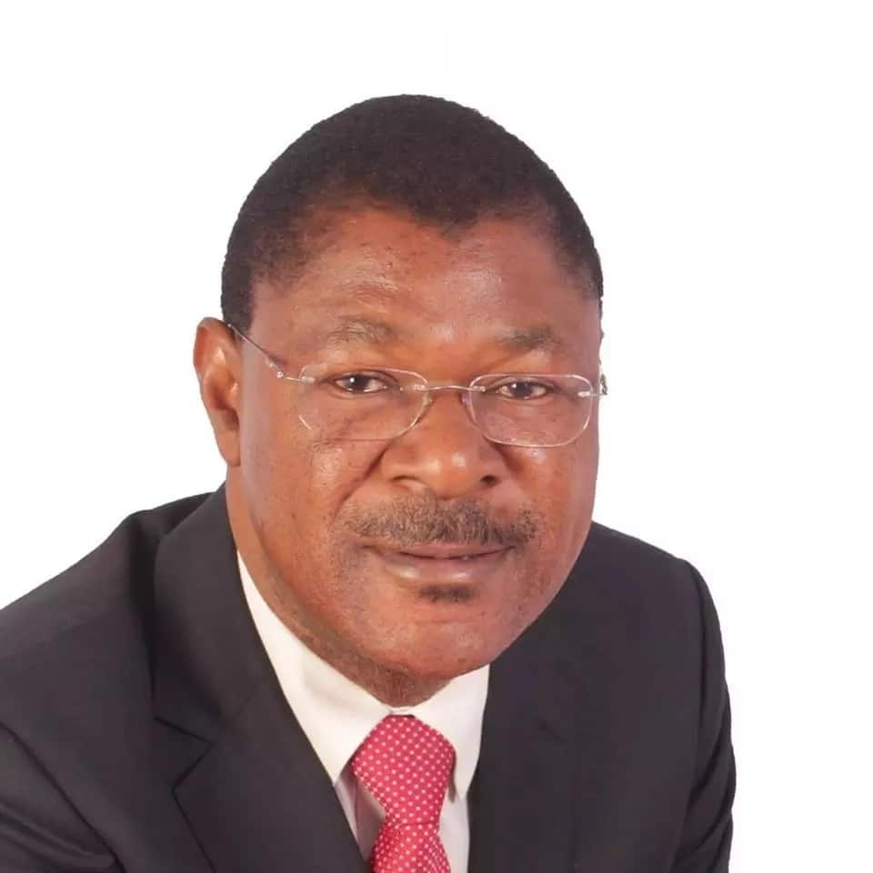 Raila told us to keep off from his swearing in - Moses Wetangula