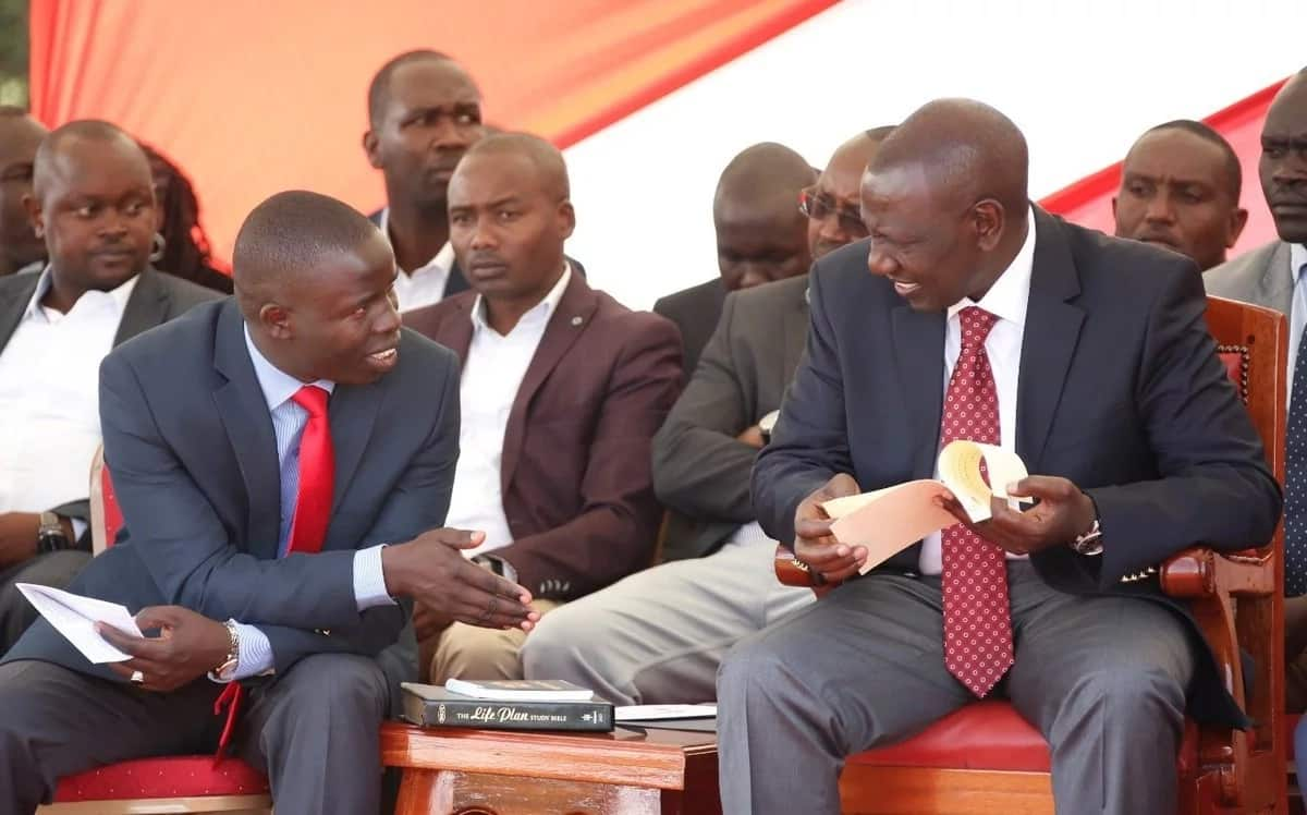 Ruto blasts opposition MPs who still claim Uhuru did not win fairly in 2017