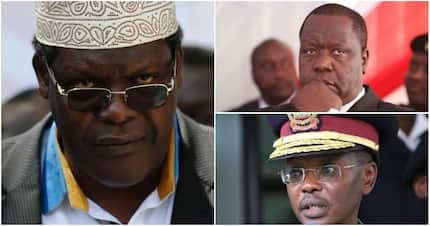 Matiang'i, Boinnet now face possible jail-terms as Miguna saga boils over