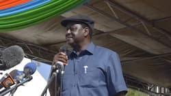 Maandalizi ya Kupokea Raila Katika Ngome ya DP Ruto Uasin Gishu Yakamilika