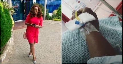 Betty Kyalo arudishwa hospitalini baada ya kufanyiwa upasuaji majuzi