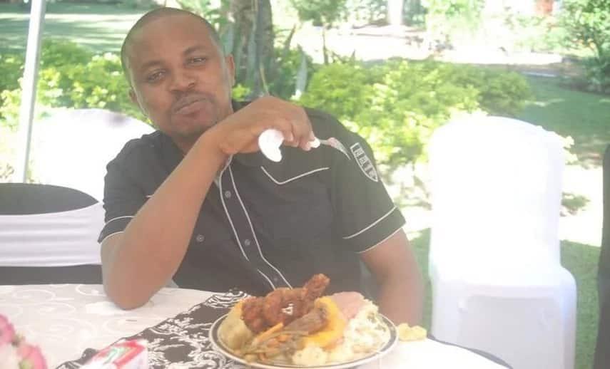 Mwanahabari amshtaki Jose Chameleon kwa kumpga harusini
