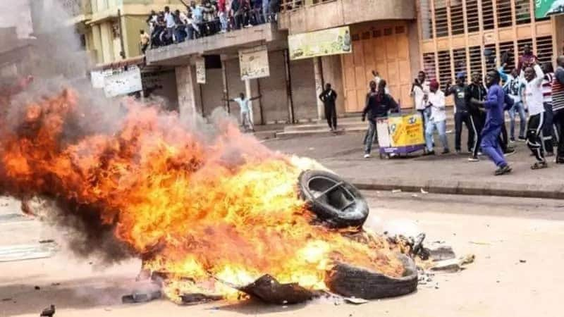Uganda police issue stern warning as rioting citizens disobey authorities