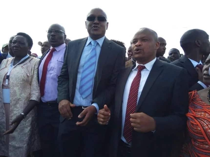 Angry Bomet MPs walk out of Uhuru Kenyatta's function for being ignored