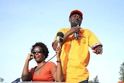 Raila Odinga hits back at Uhuru in a fresh spat over the NASA demos