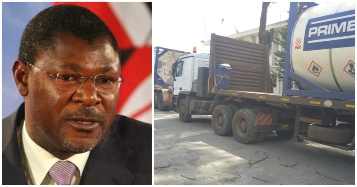 Wetangula questions logic behind Kenya's export of crude oil instead of refining