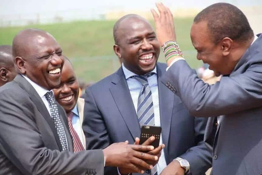 William Ruto is intelligent but surrounded by fools and greedy people - Alfred Keter
