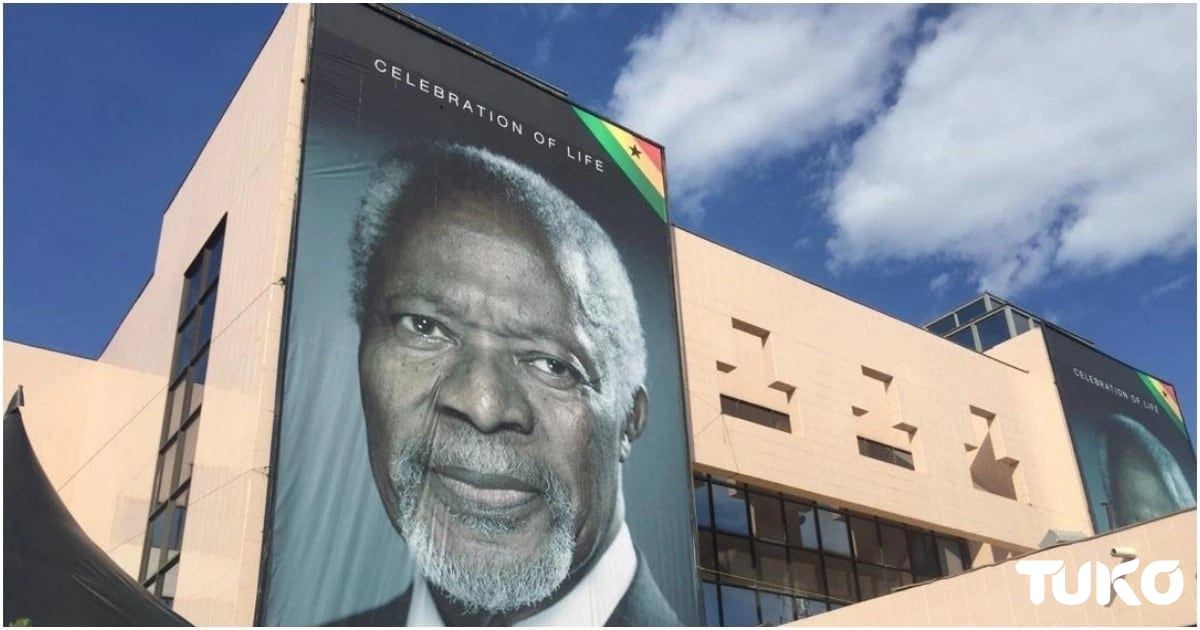Kofi Annan to have private burial at military cemetery in Accra