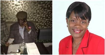 My choice, my life: TV anchor Mary Kilobi defends marriage to Francis Atwoli