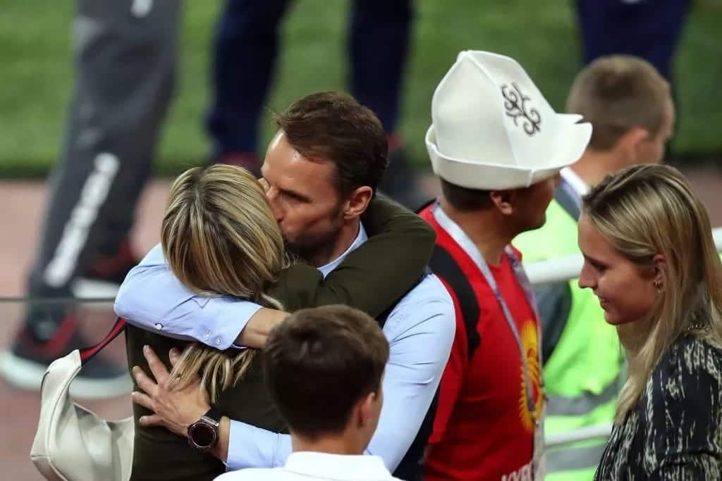 Meet England coach Gareth Southgate's ultimate secret to success, his gorgeous wife of 20 years