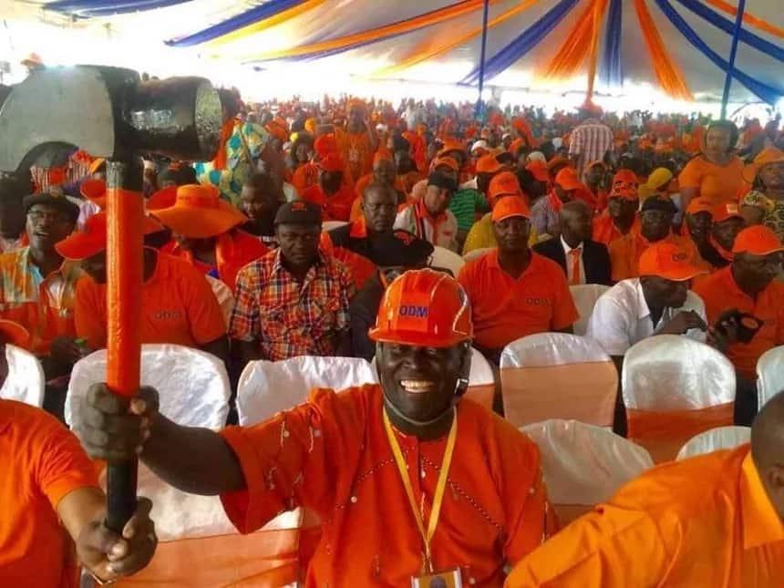 Raila Odinga endorses KTN journalist to join politics