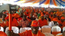 KTN journalist caught discussing 2017 General Election with Raila