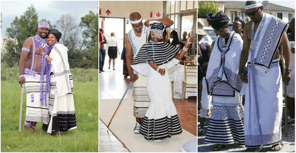 Xhosa traditional wedding attire ▷ Tuko.co.ke
