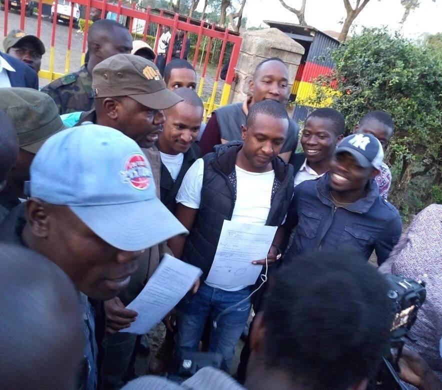 Why I was arrested - Babu Owino