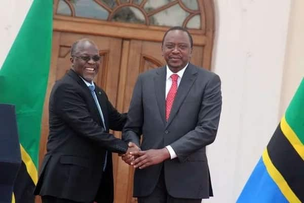 The monthly salaries of Uhuru, Museveni, Magufuli and Kagame revealed. Guess who earns more?