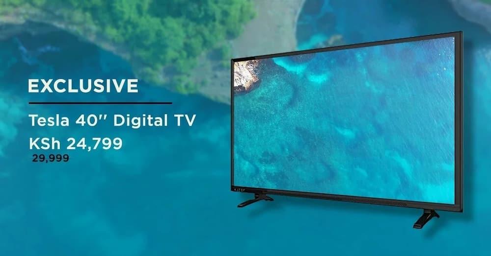 digital TV prices in Kenya