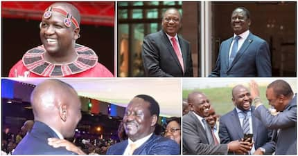 DP Ruto has ordered for Mau evictions - Tiaty MP William Kamket