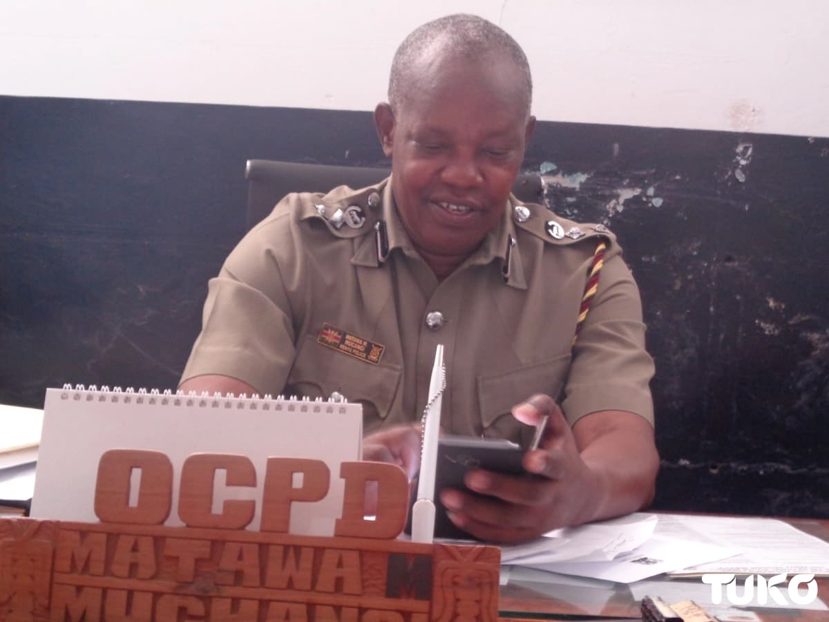 Police officer on a 2-day drinking spree dies mysteriously in Lamu