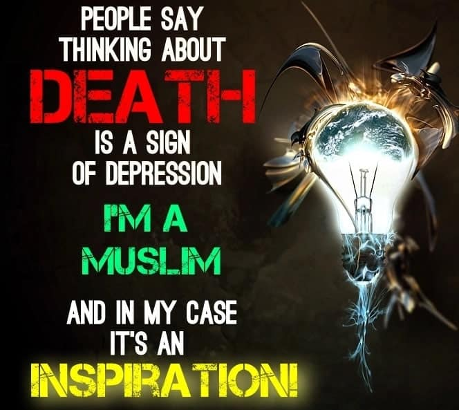 Islamic quotes about death Islam quotes about death Mohammed quotes on death