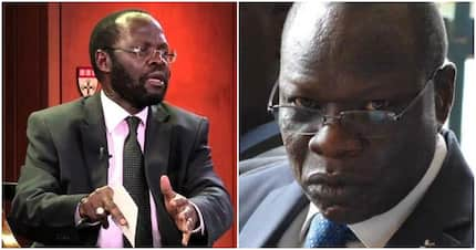 Kisumu county official allegedly threatens to shoot Governor Nyong'o in his office