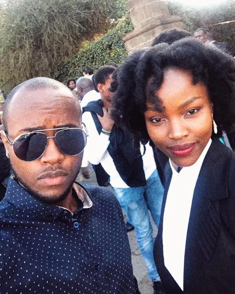 Nyota wa Kenya Nick Mutuma amkaribisha mtoto wa kwanza na inavutia