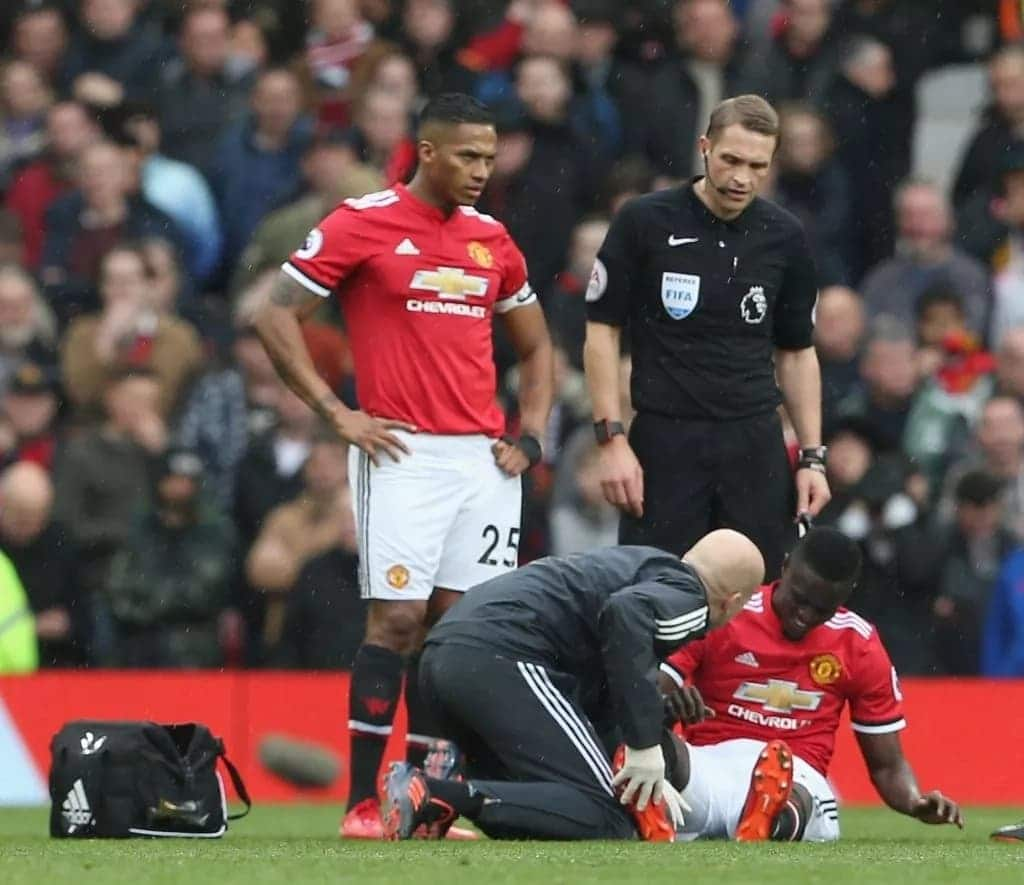 Injured players cost clubs a total of KSh 28.4 billion in 2017/18 English Premier League season