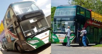 Boost for Mombasa as county government buys luxury double-decker sightseeing bus to attract more tourists