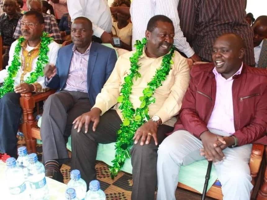 Mudavadi is your senior, support him for presidency - Khalwale to Ruto