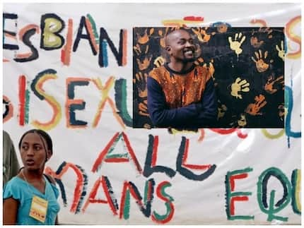 Meet Kenyan lawyer who won 3 year legal battle for rights of gays and lesbians in the country (photos)