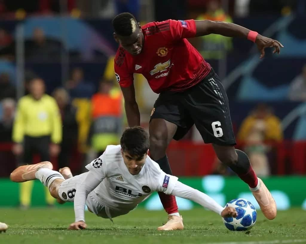Champions League: Manchester United held 0-0 by Valencia at Old Trafford