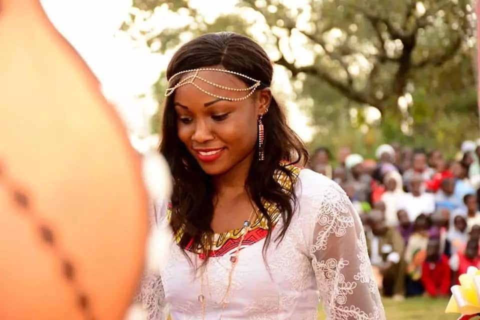 Kenya's hottest athlete Mercy Cherono and hubby welcome first baby girl on Easter