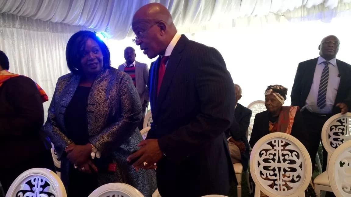 Raila, Ruto meet at same venue for the first time since Uhuru-Raila handshake