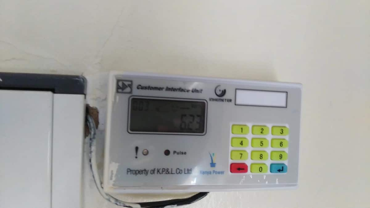 Kplc Prepaid Meters Activation Guide Meter And Method Of On Electric Box Installation Diagram
