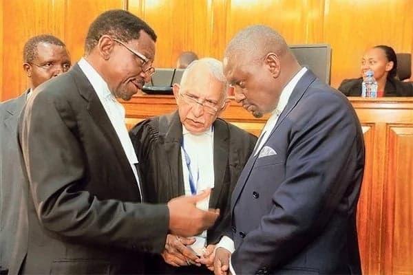 Raila alikuwa na mawakili werevu na ushahidi tosha dhidi ya ushindi wa Uhuru 2017 - Otiende Amollo
