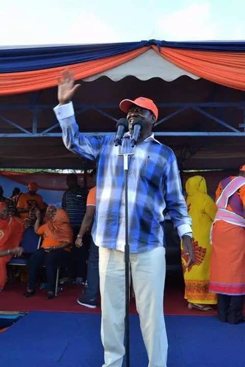 Luo council of elders demand for Raila to be sworn in
