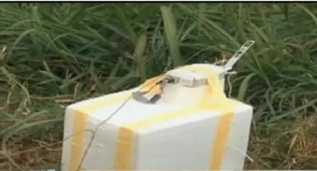 Bomb scare in Limuru after strange objects fall from the sky