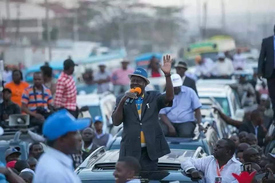 Nasa announces nationwide campaign in readiness for swearing-in of Raila and Kalonzo