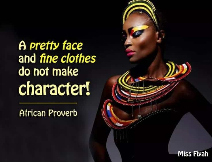 Nigerian proverbs Yoruba