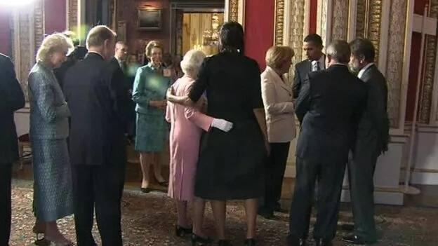 Uhuru Kenyatta's historic handshake with the queen and how he just got it right