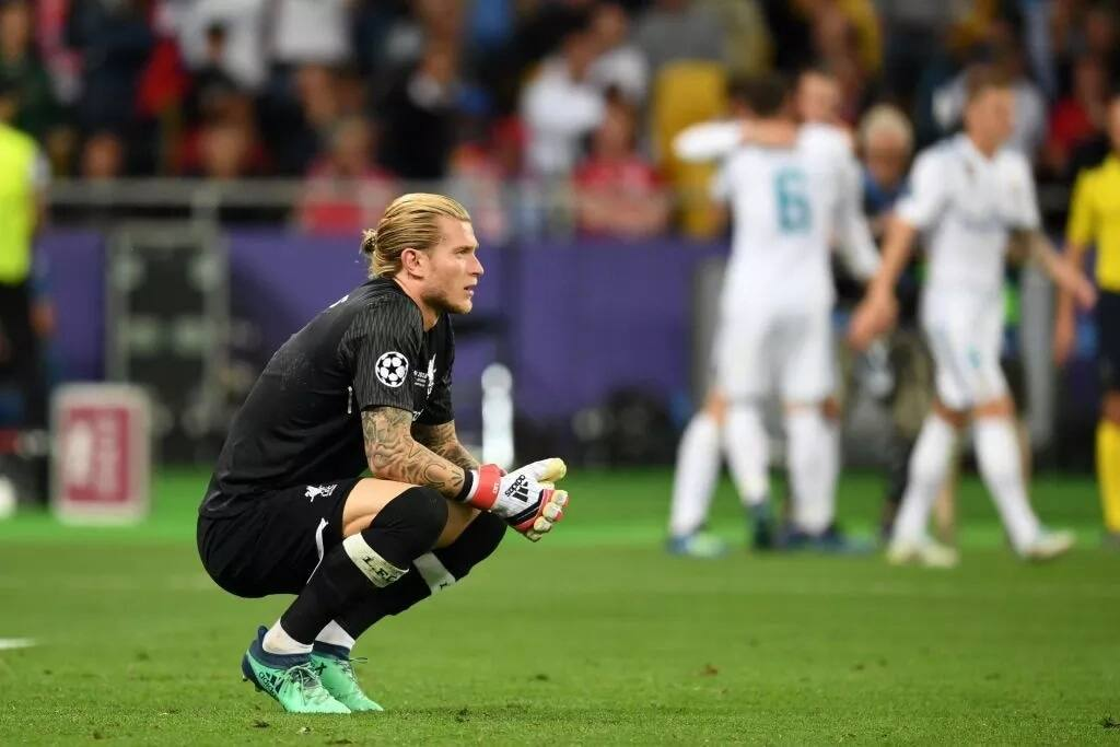 Doctors now say Liverpool keeper Loris Karius was concussed during Champions League final