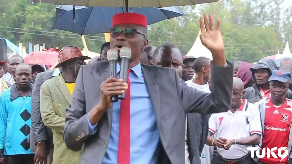 Bungoma Jubilee leaders tell off Wetang'ula over 2022, claims he's a perennial loser