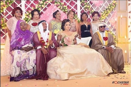 Ali Kiba takes wedding celebrations to Tanzania after throwing lavish ceremony in Kenya