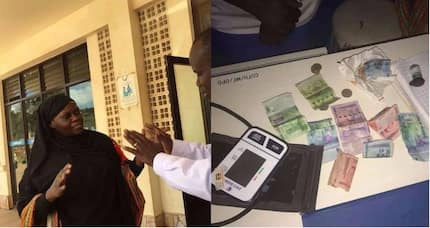 Minister of health pulls a Matiang'i and catches nurses charging for free services